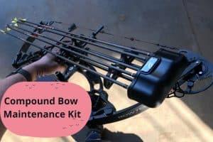 Compound Bow Maintenance Kit