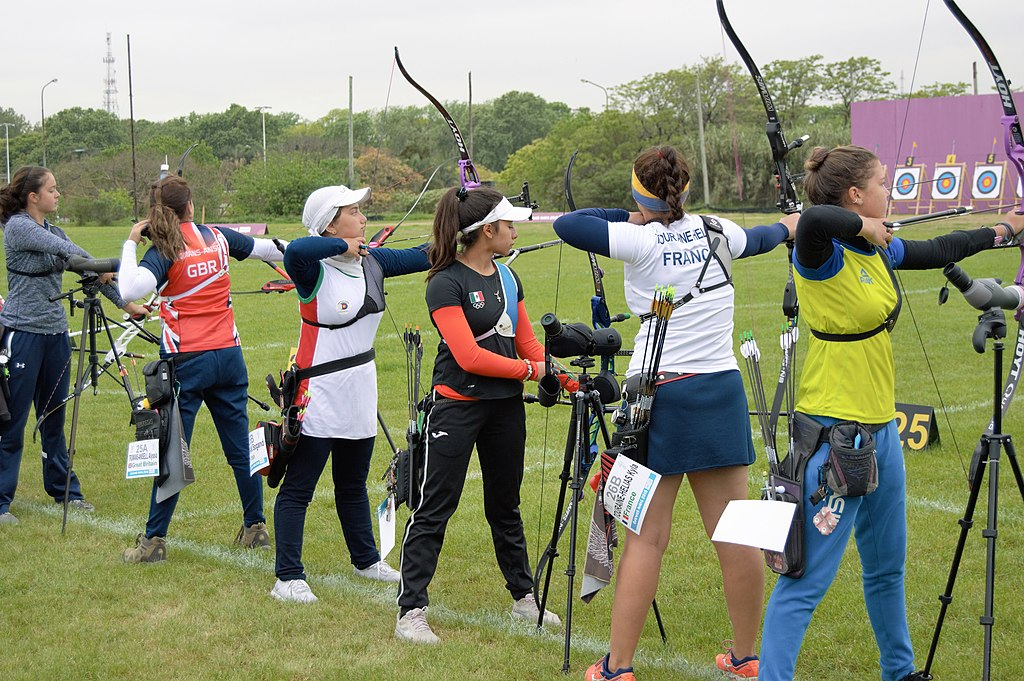 Rules of Archery : A noble sport