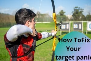 How To Fix Your target panic