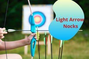 Light Arrow Nocks
